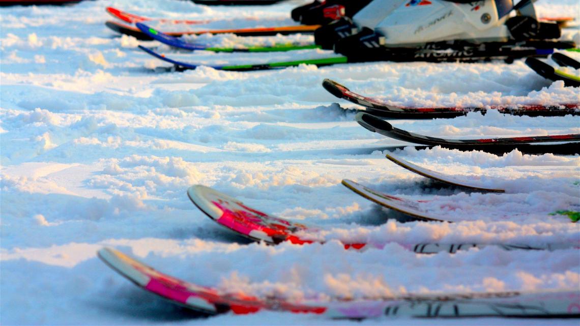 Юные томские лыжники примут участие во всероссийских соревнованиях в Омской области