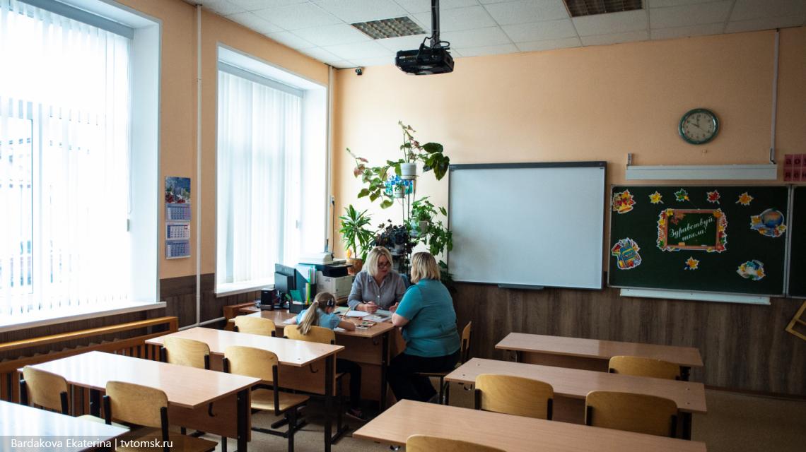Жители посёлка в Асиновском районе пытаются сохранить для детей школу