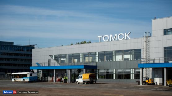 Следователи проводят проверку по факту повреждения самолета при посадке в томском аэропорту