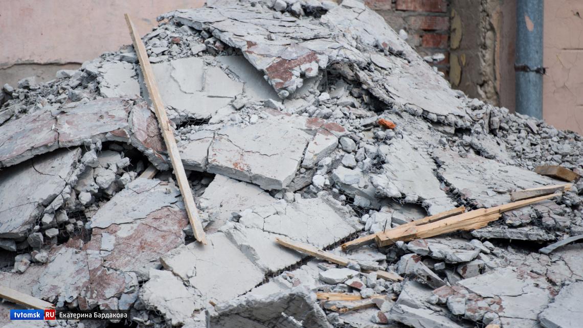 Послание из прошлого обнаружили томские строители во время реставрации здания