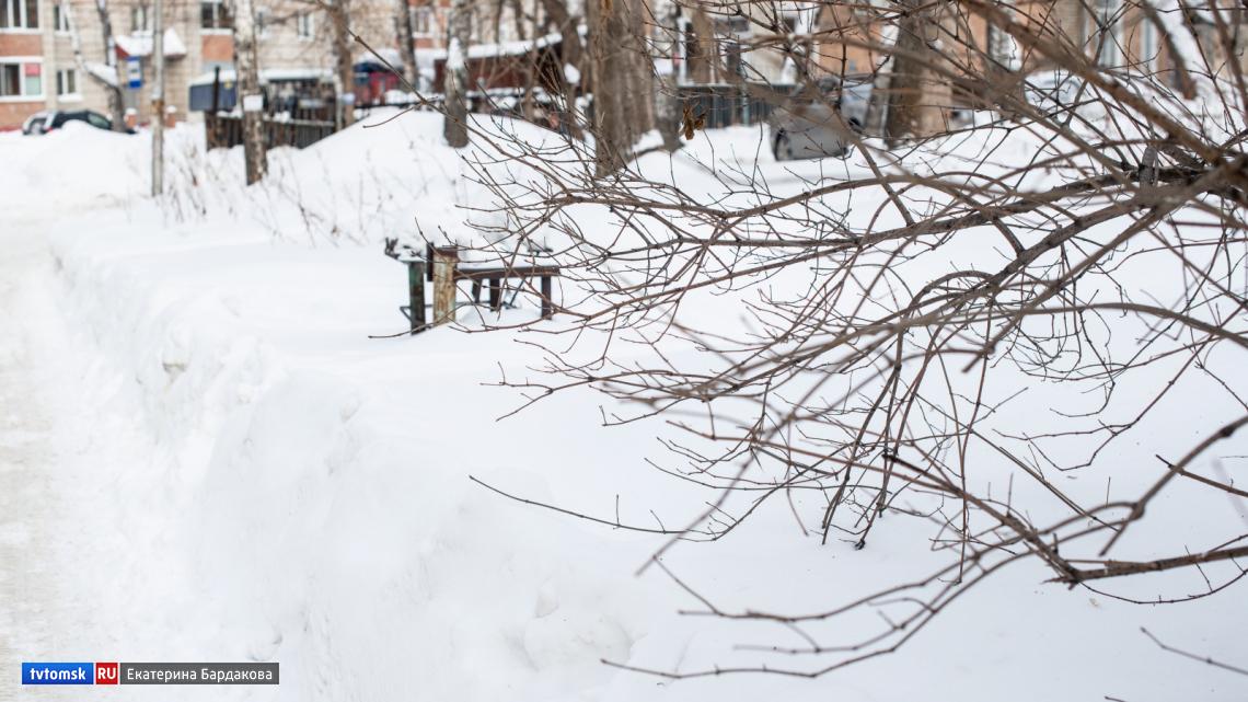 Гололед и ноль градусов: прогноз погоды в Томске на субботу, 22 февраля